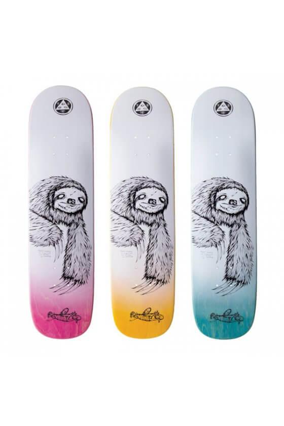 Welcome - Team Sloth White/Black 8.0 Bunyip