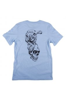 Welcome - Loris Tee Baby Blue
