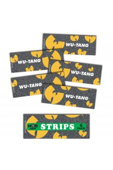Mob - Wu-Tang Clan Grip Strips 9in x 3.25in Bg/5 Mob