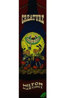Mob - Creature Martinez Festival 9in X 33in