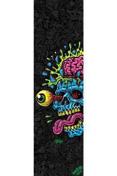 Mob - Jimbo Phillips Skull Blast 5 Pack Grip Tape 9in x 33in