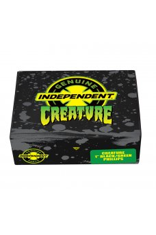 Creature - Genuine Parts CSFU Phillips Hardware 1 in Black/Green