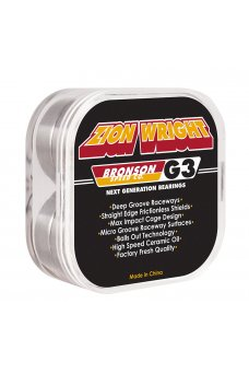 Bronson - Zion Wright Pro Bearing G3 Bronson Speed Co.