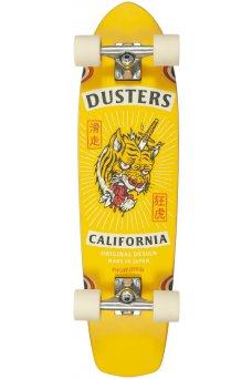 "Dusters - New Tora Orange 31"" x 8.25"" - 65x51mm 83A - Tensor 4.75"" - Wheel Base 16.5"""