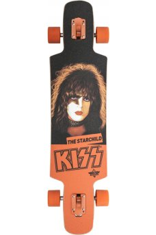 Dusters - Kiss Black Orange 38.5