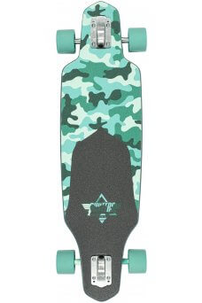 Dusters - Channel Dragonfly Camo/Teal 34