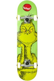 Almost - Grinch FP Green 7.75""
