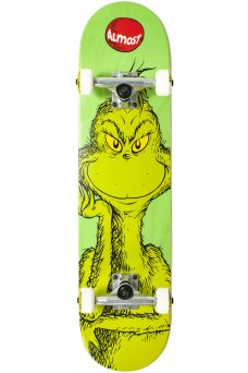 Almost - Grinch FP Mid Green 7.25""