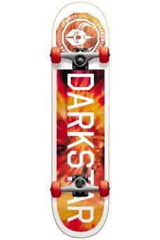 "Darkstar - Timeworks Fp Micro Red Tie Dye Soft Top 6.5"""