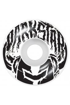 Darkstar - Grand FP Soft Wheels White 8.0