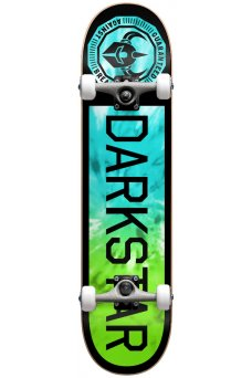 """Darkstar - Timeworks FP Black Tie Dye 7.75"""" w/Backpack"""