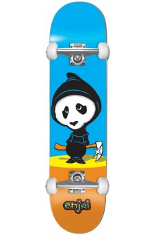 Enjoi - Creeper Youth FP Blue Orange Mini 7.0""