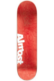 Almost - Team Color Logo Red Blue 7.5