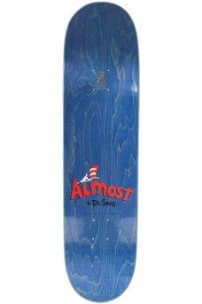 Almost - Team Dr Seuss R7 Blue 8.375