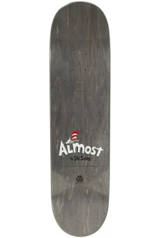 Almost - Team Dr Seuss R7 Art Series White 8.125