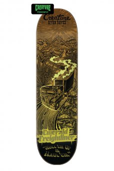 Creature - Roadside Terror Powerply Reyes 8.0in x 31.8in