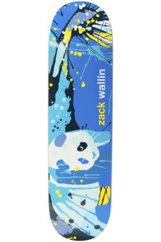 """Enjoi - Splatter Panda Zack Wallin R7 8.5"""""""