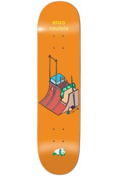 Enjoi - Go For The Gold Enzo Cautela R7 8.625""