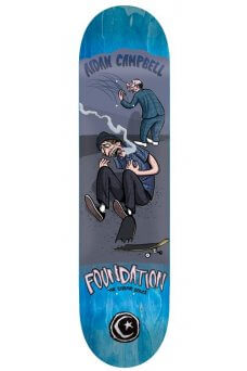 "Foundation - Pro Aidan Student 8.38"""