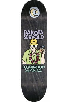 Foundation - Pro Servold Old Guys 8.0""