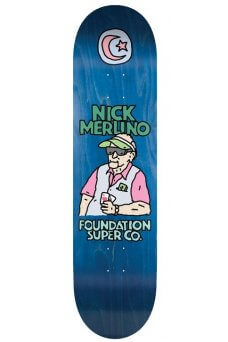 Foundation - Pro Merlino Old Guys 8.5""