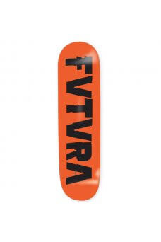 "Fvtvra - Colby Logo Orange 8.125"""