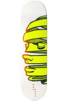 "Madness - Team Head Peel R7 White 8.375"""