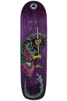 "Welcome - Team Tamarin Purple 8.38"" On Son Of Planchette"