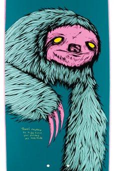 Welcome - Team Sloth Deep Teal 8.8