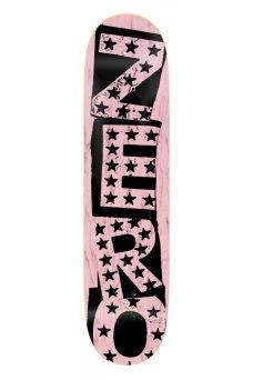 """Zero - Team Punk Star Pink 8.5"""""""