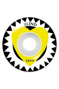 Blind - Hearth Yellow 53mm
