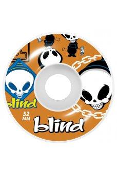 Blind - Random Orange 52mm