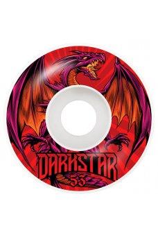 Darkstar - Levitate Red 53mm