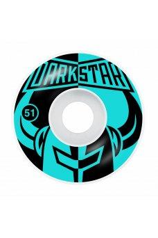 Darkstar - Divide Black Aqua 51mm