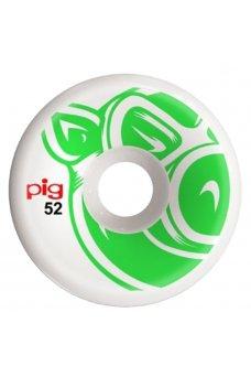 Pig - Team Head Green C-Line 52mm 101A