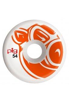 Pig - Team Head Orange C-Line 54mm 101A