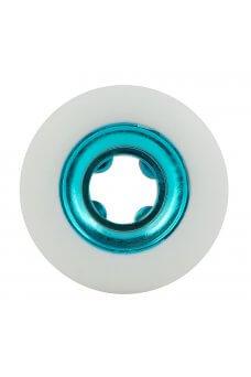 Ricta - 54mm Nyjah Huston Chrome Core White Teal Slim 99a
