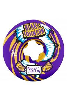 Ricta - 53mm Blake Johnson Whirlwinds Purple Yellow Swirl 99a