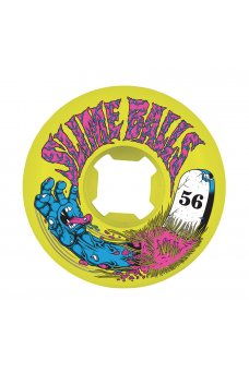 Santa Cruz - 56mm Grave Hand Speed Balls 99a Slime Balls