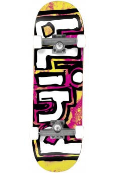 Blind - Water Color Pink Yellow Tech Deck