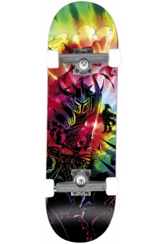Darkstar - Tie Dye Eclipse Multi Tech Deck