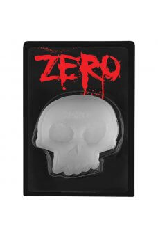 Zero - Skull Wax White