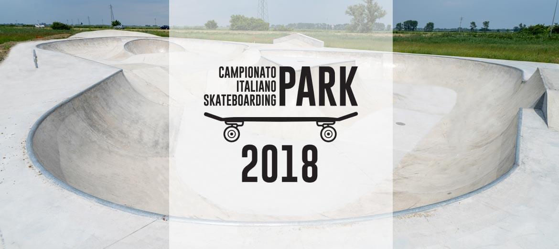 Campionato Italiano di park Skateboarding