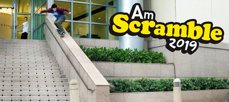 am scramble 19