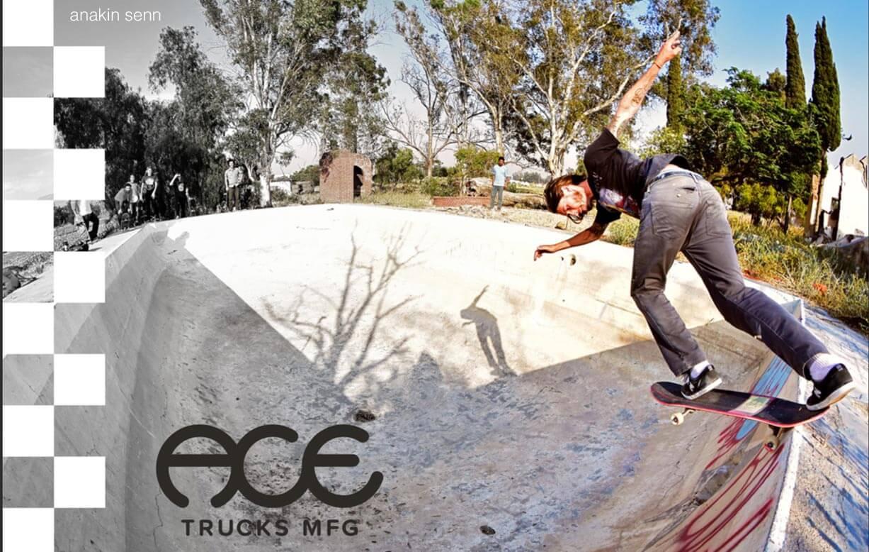 Anankin Senn su Ace Trucks