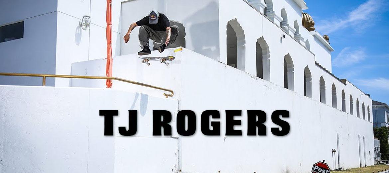 tj rogers 2020 video part