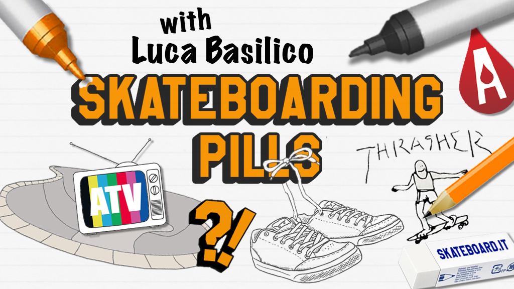 cover articolo skateboarding pills
