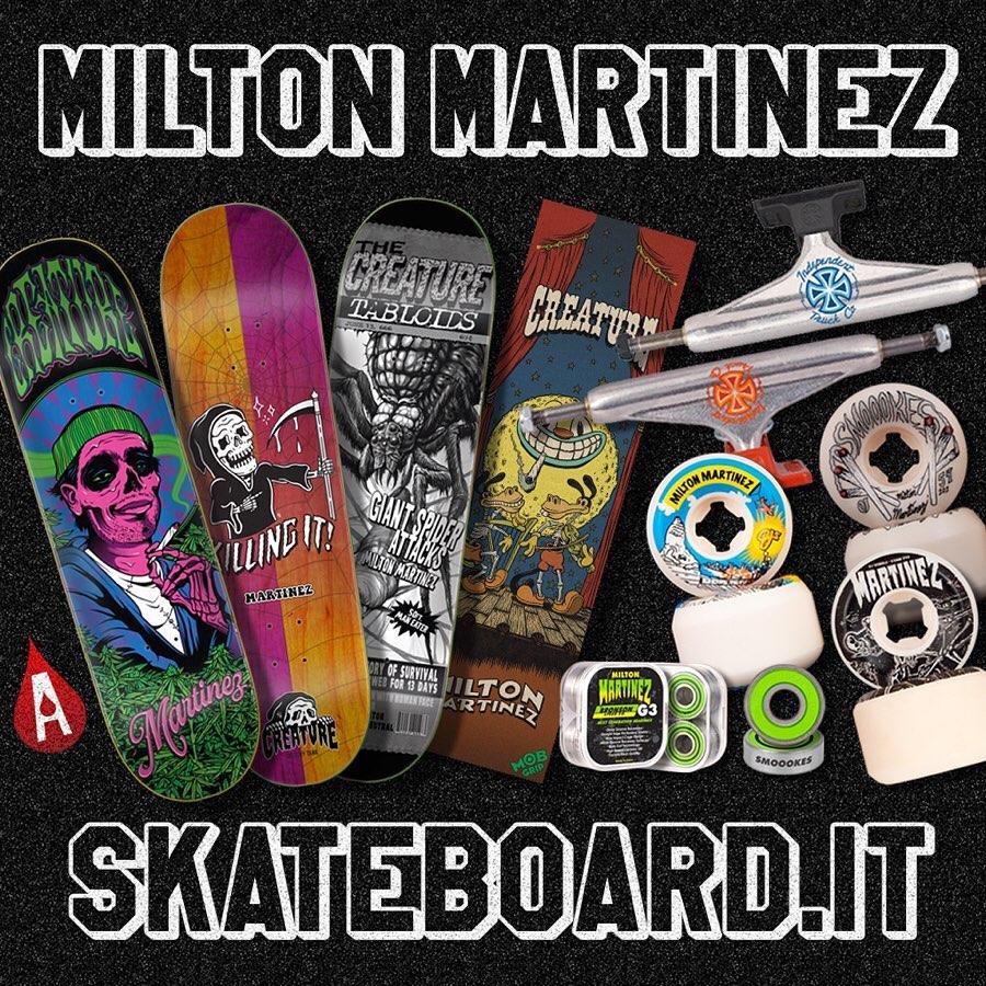 milton prod